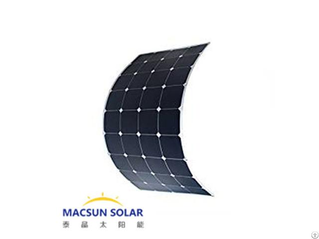 Best Sale Modules Sunpower Mini Flexible Solar Panel