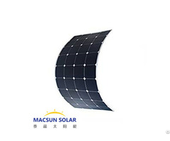 Best Sale Modules Sunpower Mini Flexible Solar Panel