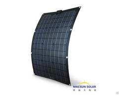 China Factory Best Price Semi Flexible Solar Panels For Hot Selling