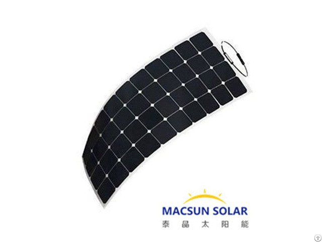 Top Grade Semi Flexible 18w Solar Modules In China