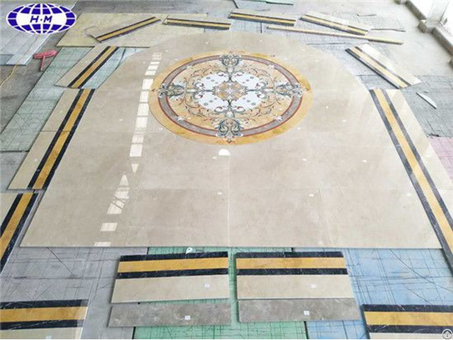 Tile Inlay Patterns