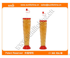 Plastic Yard Cup With Printing Logo