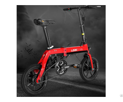 Electric Bike 14 Inch Foldable