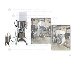 50l Double Planetary Mixer Machine
