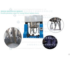 Yinyan 1000l Battery Slurry Planetary Mixer Machine