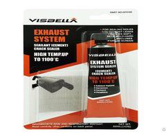 Visbella Exhaust System Tailpipe Muffler Sealer Cement