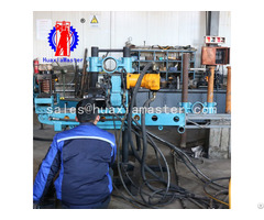 Ky 6075 Full Hydraulic Wire Rope Coring Drilling Rig For Metal Mine Price