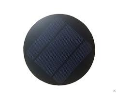 Hovall 5 Watt Round Solar Panel
