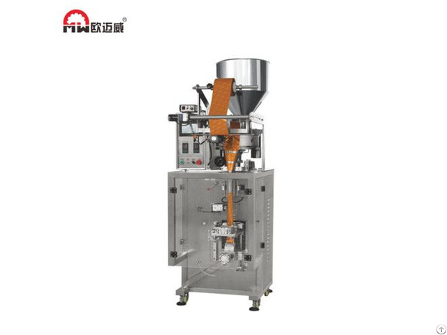 China Cheap Hot Selling Round Corner Stick Granule Powder Packing Machine Manufacture