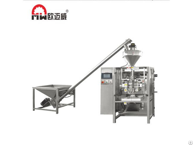 Fine Powder Pillow Bag Roll Type Automatic Packing Machine Manufacture