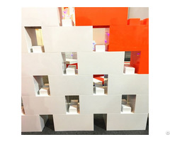 Hot Sale China Manufacturer Modern Building Materials Wall For Exhibition Booth Fabrication