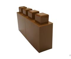 New Arrival Construction Bricks Plastic Building Blocks Hard Material Interlocking Larger Recyclable