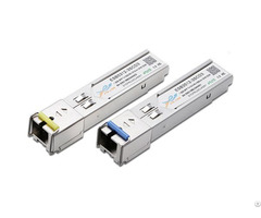 New 1 25g Sfp Bi Di 3km Sc Optical Transceiver