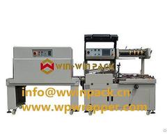 Automatic Sealing And Shrinking Machine