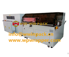 Automatic Vertical L Bar Sealing And Shrinking Machine