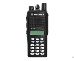 Intrinsic Safety Radio Gp338 Vhf Uhf