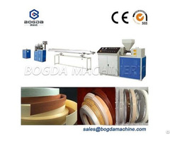 Plastic Wood Edge Band Machine