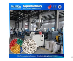 Recycled Pvc Pelletizing Machine