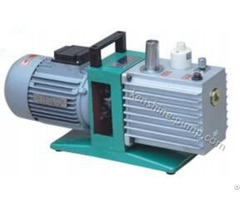 2xz Two Stages Rotary Vane Vacuum Pump