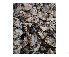 Low Residual Dead Burned Magnesite