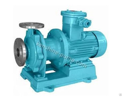Ihc Stainless Steel Magnetic Chemical Centrifugal Pump