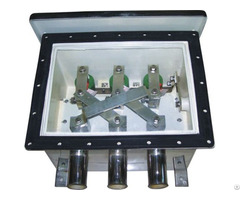 High Voltage Cross Bonding Link Box With Svl Or Without