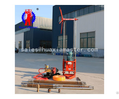 Qz 2a Three Phase Electric Sampling Drilling Rig Price For China