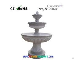 Natural Granite Large Garden Fountain