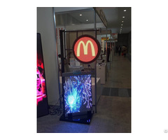P8mm Cricle Led Sign