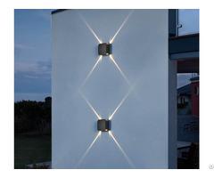 Hotel Restaurant Fixtures Modern Led Wall Light Outdoor Lamp