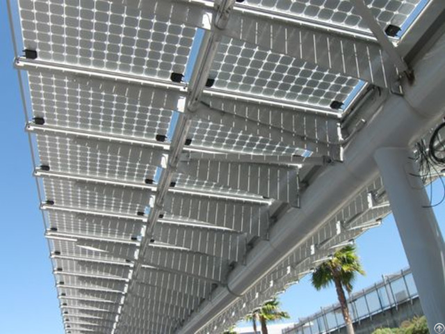 Best Quality Solar Panel Bipv System From China