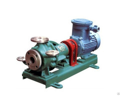 Bwh Chemical Heat Preservation Centrifugal Pump