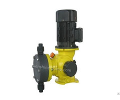 Gm Mechanical Diaphragm Metering Dosing Pump