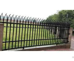 Steel Ornamental Metal Mesh Fences