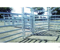 Heavy Duty Cattle Yard Swing Gates
