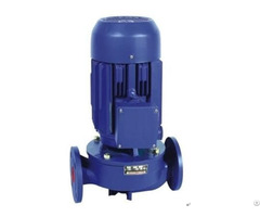 Sg Series Vertical Pipeline Booster Centrifugal Pump