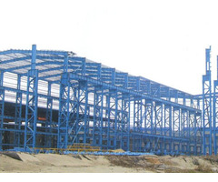 High Quality Shipyard With Elevated Steel Structure Factories Building China Factory