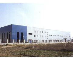 Design And Construction Composite Steel Structure Frame Workshop Building Factory
