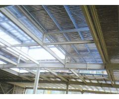 Hot Sales Spatial Variation Steel Structure Building With Ce Certification
