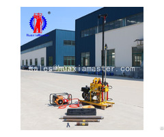 Yqz 50b Hydraulic Portable Drilling Rig Manufacturer For China