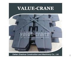 Crawler Crane Track Shoe For Ck2750g Ck1600g Undercarriage