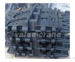 Ck1600g Scx300 Track Pad Heat Treated Crawler Crane Parts