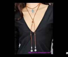 The Y Necklace