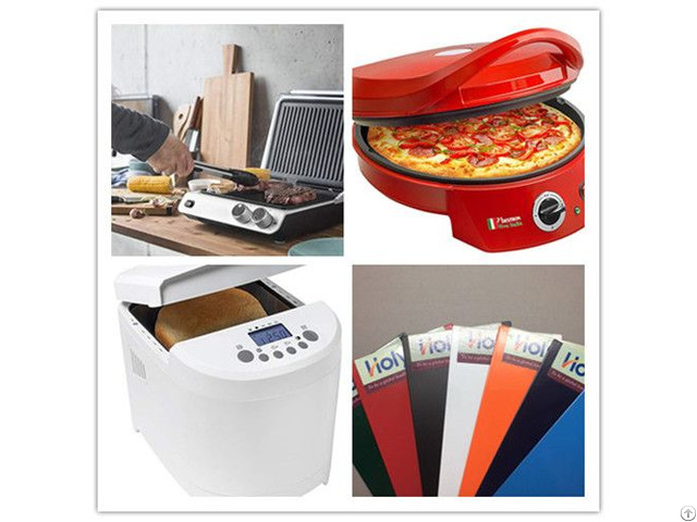China Factory Price Hot Sale Heat Resistant Powder Coating For Kitchen Appliance