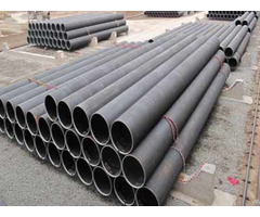 Black Lsaw Steel Pipes