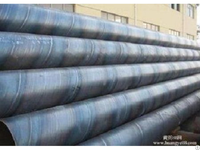 Api 5l Ssaw Steel Pipes