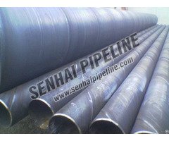 Q235b Ssaw Steel Pipes