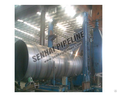 En10219 Ssaw Steel Pipes