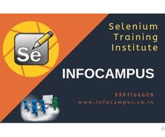 Selenium Testing Training In Bangalore