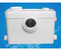 Factory 110v 60hz Wl600b Macerator Wc Waste Pump